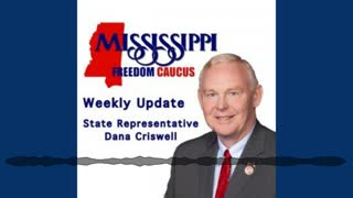 Mississippi Freedom Caucus Weekly Update - Occupational Licenses