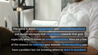 When To Redesign Your Small Business Website