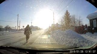 Huge Impact at Traffic Lights