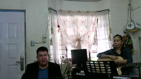 Sunday Morning Frank and Luz Williams Tanza, Cavite Philippines