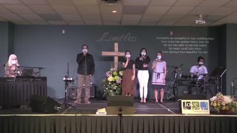 Bonnyville Community church (Pastor Ken Jagessar0