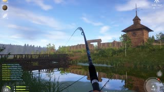 Russian Fishing 4 Old Burg Lake Grass Crap 8.921 Kg