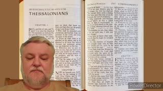 2 Thessalonians 2:3-12. An Early Fulfillment of Prophecy - Part 1