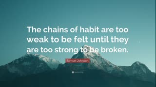 Soul of the Everyman - Choices Habits