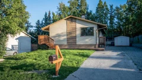 Alaska Real Estate King Home for Sale 6320 E 35th Avenue Anchorage AK 99504