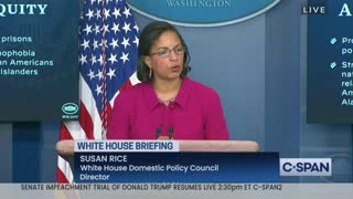 "Susan Rice Outlines Biden's Radical ""Racial Justice"" Agenda"