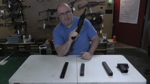 .45 UZI Submachine Gun