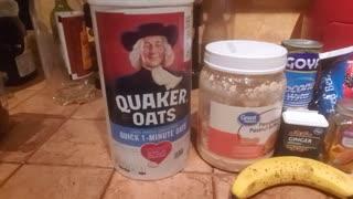 Quick, Cheap, easy, healthy breakfast