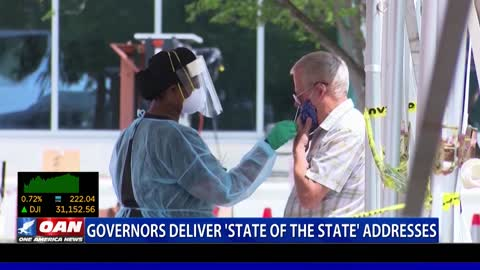 Governors deliver 'state of the state' addresses