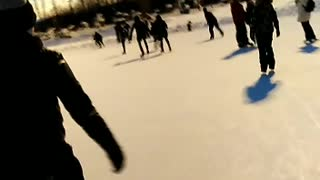 ice skating in perm