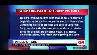 11/27/2020 CNN how fraudulent elections help Trump