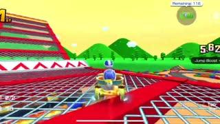Mario Kart Tour - Boomerang Bro Gameplay (Winter Tour Token Shop Reward)