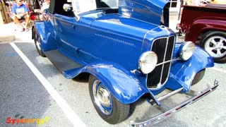 1932 Ford Roadster {Convertible}, Florida Car Show