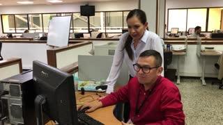 Sala de redacción Vídeo de apoyo