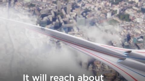 NASA's Super-Quiet Supersonic Airplane