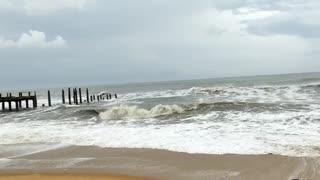 Unforgettable.... Danger sea