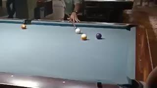 8 pool slowmotion