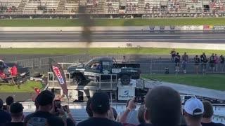 Diesel Truck Engine Blows Up on Dyno