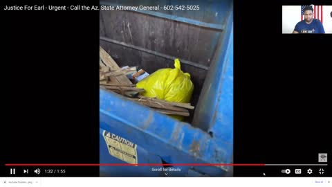BREAKING NEWS! MAN WHO FOUND SHREDDED BALLOTS IS IN DANGER OF BEING ARRESTED