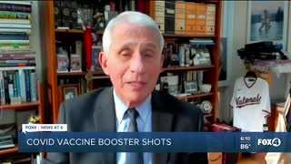 Fauci, Pfizer, Moderna Say COVID-19 Booster Shot Likely Needed This Fall, Profit Motive?