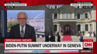 CNN panel on Biden-Putin meeting