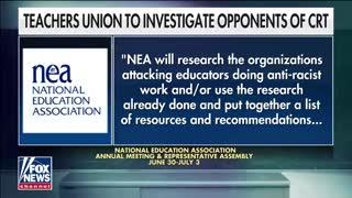 Parents call out teachers union over critical race theory stance