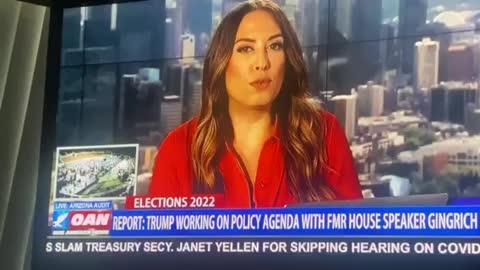 Katie Hobbs Arizona Secretary of State stripped of state spending funds
