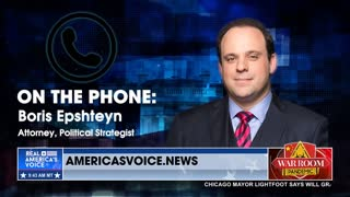 Boris Epshteyn: NY and CA Must Be Looked at for Voter Fraud