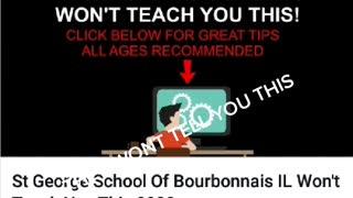 Bourbonnais Middle Class Wont Teach You This!