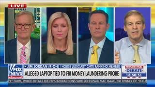 Media Refuses to Cover Breaking Details of Hunter Biden Scandal So Jim Jordan Does It for Them
