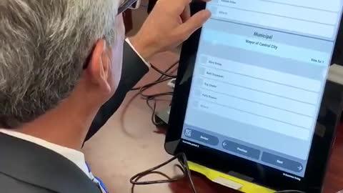 GA Secretary of State Brad Raffensperger - dominionvoting