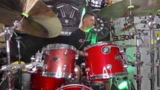 Hard days night Beatles Drum Cover