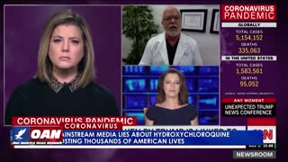 Mainstream Media Lies About Hydroxychloroquine Cost Thousands of Lives