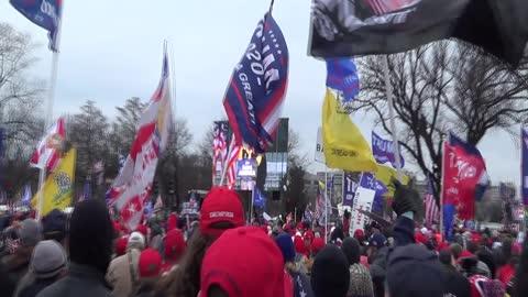 Mo Brooks speech part 1 (Save America March) 1/6/2021