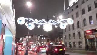 London on full lockdown