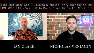 IAN CLARK DISCUSSES IODINE & MAGNESIUM WITH NICHOLAS VENIAMIN
