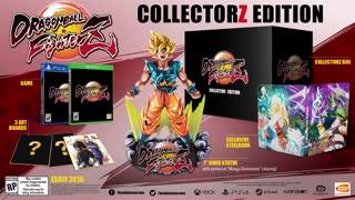 Dragon Ball FighterZ Official Goku Character Trailer