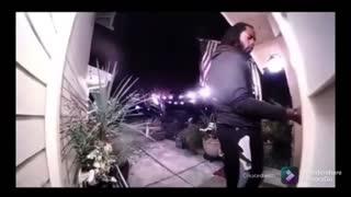 NFL Star Richard Sherman Surveillance Video