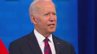 Highlights from Biden's Utterly Incoherent CNN Town Hall
