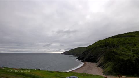 Meat Cove, Cape Breton Time Lapse