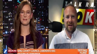 Tipping Point - Arie Hoffman on the Minnesota Dem Who Threatened to Blow Up a School Bus