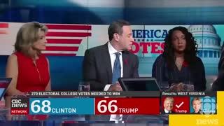 2016 Election Night Coverage- CBC