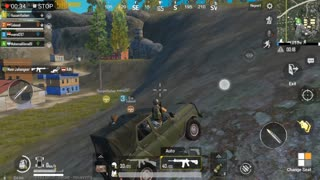 Running From Prison After Big Fight Pubg Game