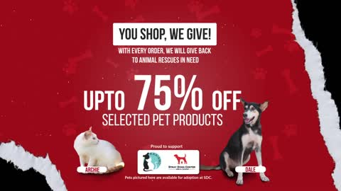 the pet shop megastore is the largest pet food & accessories store in the middle east! - 2020 - 12