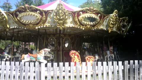 Upper Clements Park Carousel