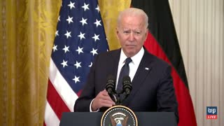 Clueless Biden Says He Wants to Upend His Own Climate Agenda