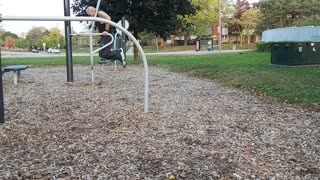First video attempt at my core routine