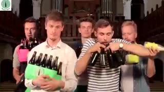 Beer Bottle Music