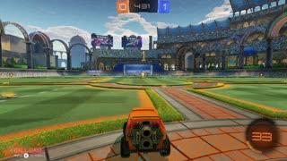 Rocket League Goal