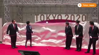 The Tokyo 2020 Olympic mascots are unveiled